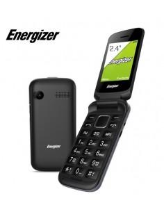 """Energizer : Energy E20 Senior Phone 2,4"""" DS Negro"""