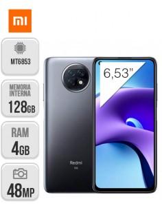 Xiaomi : Redmi Note 9T 5G DS 4/128GB - Nightfall Black